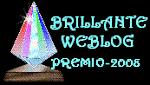 Premio Blog brillante!