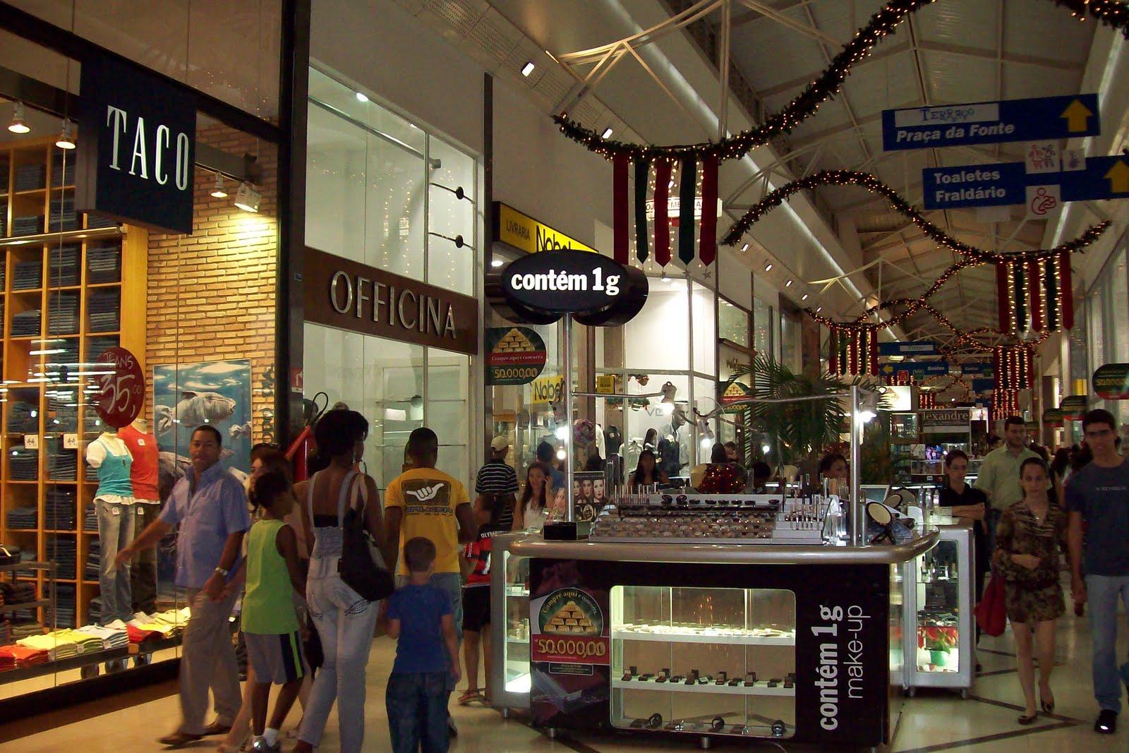 Novas fotos e vídeos da decoração de natal e do Shopping Uberaba