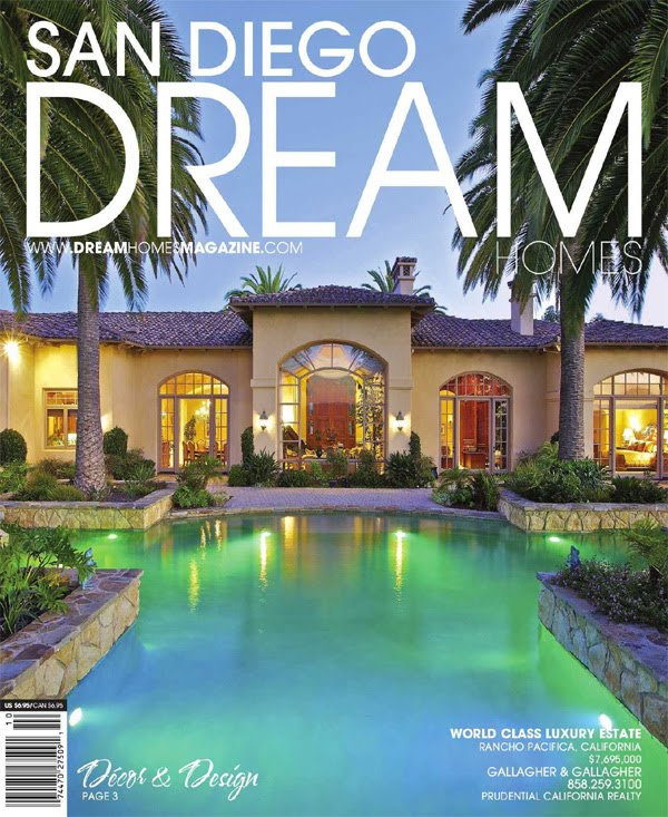 Magkarefchung download dream homes san diego for Dream homes magazine