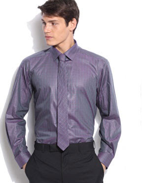 Suits Information: Traditional Dress Shirt and Tie combination ...