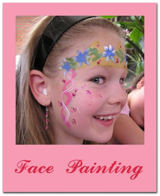 Face Painting Children