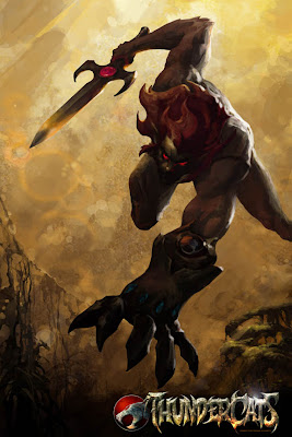 Thundercats Series on Cartoon News  Cartoon Network   S New Series Of  Thundercats  On 2011