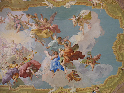 Fresco paintings
