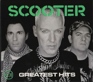 Сборник Greats Hits группы Scooter