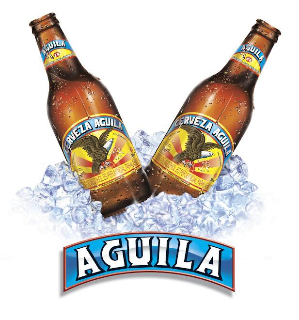 ilustracion cerveza aguila