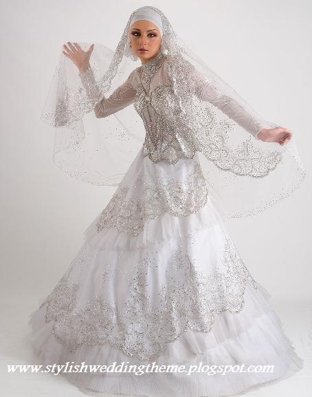 Turkish Wedding Dress 73 Epic Islamic Dresses with Hijab