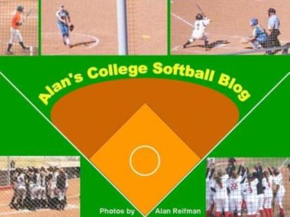 Alan's College Softball Blog