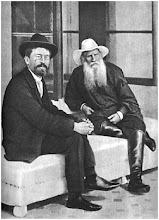Anton Chejov y Leon Tolstoi