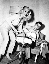 Mamie Van Doren &amp; Eddie Cochran