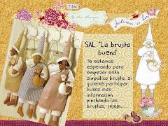 """SAL """"La brujita buena"""" de Tilda"""