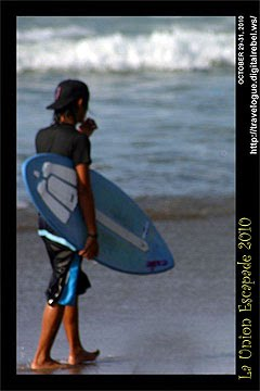 beach hunk