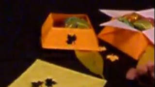 Origami Treats Basket - Part 2/2