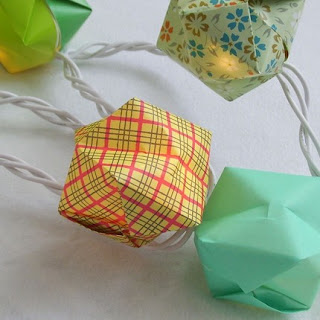 Origami Paper Balloon - Origami Christmas