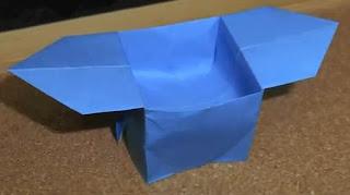 Christmas Nativity Gift - Origami Christmas