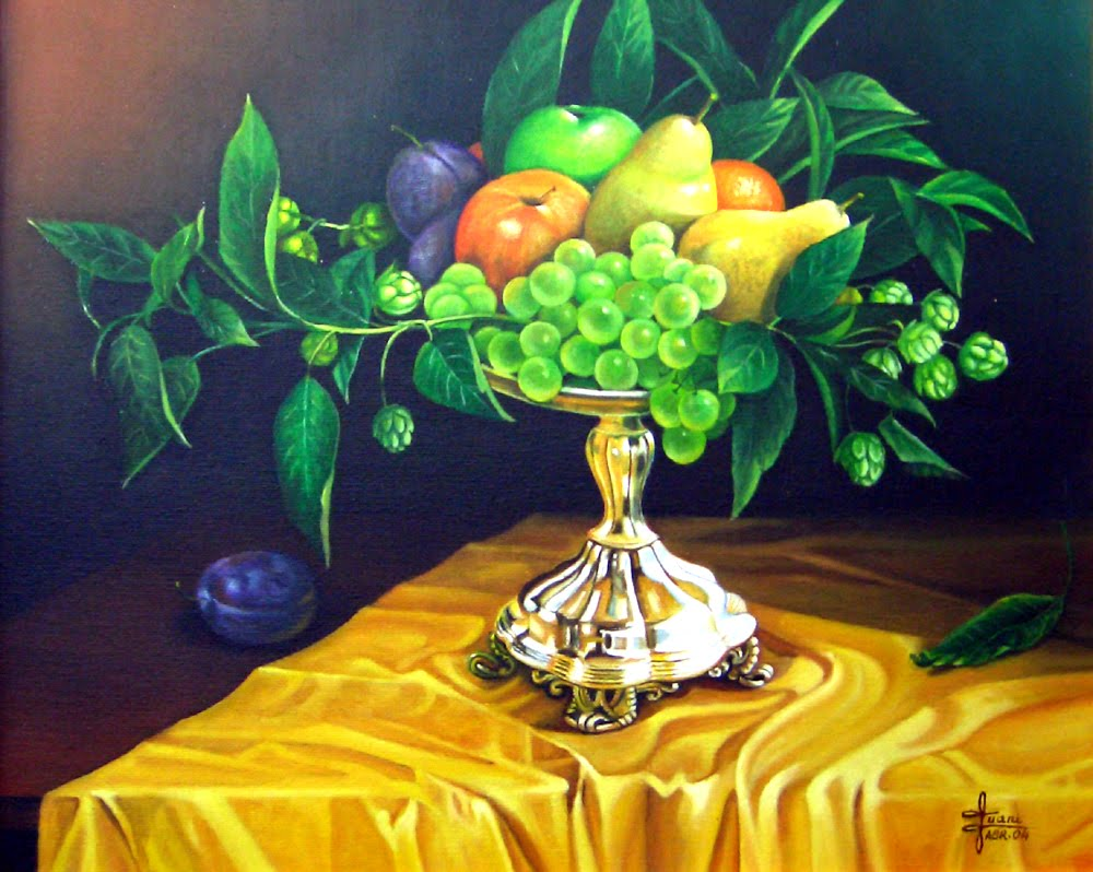Pintura Artística J.Quintanilla: Bodegones