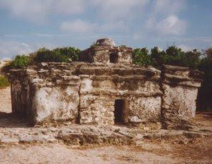 San Gervasio on Cozumel