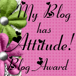 My First Ever Blog Award