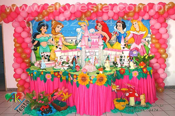 Lindos Paineis de festa de aniversario infantil