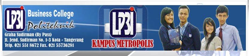 LP3I Metropolis Tangerang