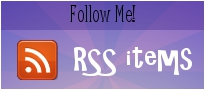 Follow my items with RSS
