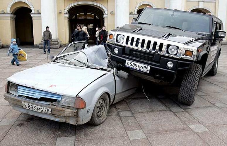 mondecool: Images drôles voitures 9