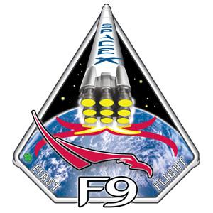 falcon 9 dragon logo - photo #8