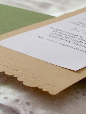 Guest Column DIY Wedding Invitations