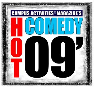 Mark Eddie Campus Activities Hot Comedy 09