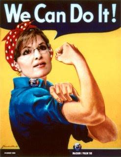 Sarah Palin Political Cartoon