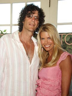 Howard Stern Marries Beth