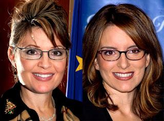 Sarah Palin Tina Fey
