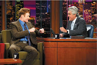 Jay Leno will Pass Baton to Conan on his Last Show May 29
