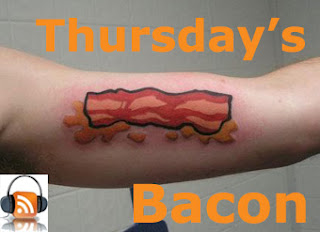 Thursday's Bacon Podcast, Talent Network News, Frank Murgia, David Sedlmeier