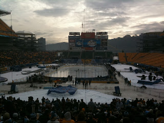 NHL Winter Classic Photos Pittsburgh