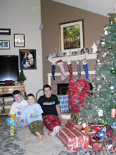 Christmas Morning 2008