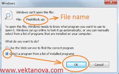 Install Firefox Add-ons Offline