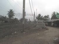 Foto-foto terkini dari Jalur Ganda Stasion Parungpanjang