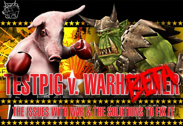 Testpig v. Warhammer