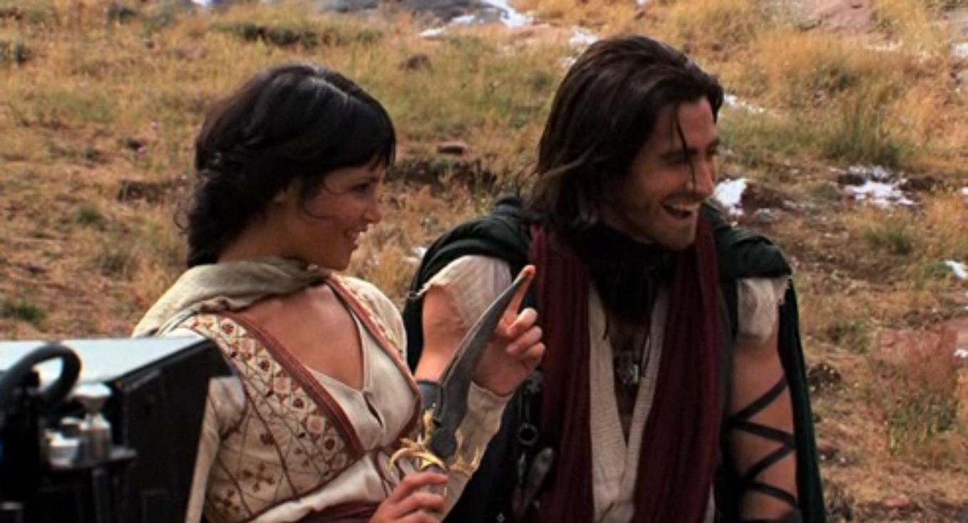 A new PoP featurette - The Princess of Persia - Jake Gyllenhaal makes the People most beautiful list and a Joe Namath update  sc 1 st  Wet Dark and Wild & Wet Dark and Wild: A new PoP featurette - The Princess of Persia ...