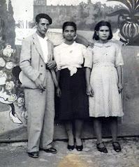 Mis tios abuelos maternos