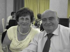 Francisca Frías y su Marido Francisco Muñoz
