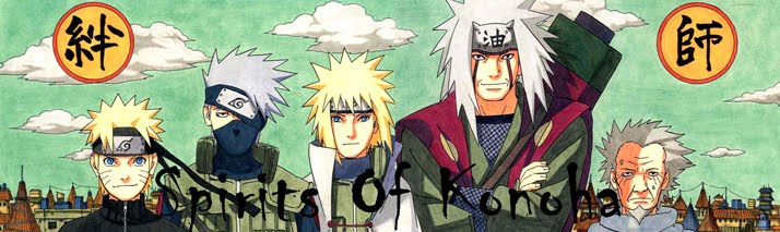 :: Spirits Of Konoha ::