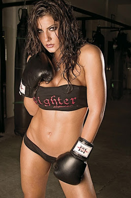 Cantik on Most Sexy Boxing Girls