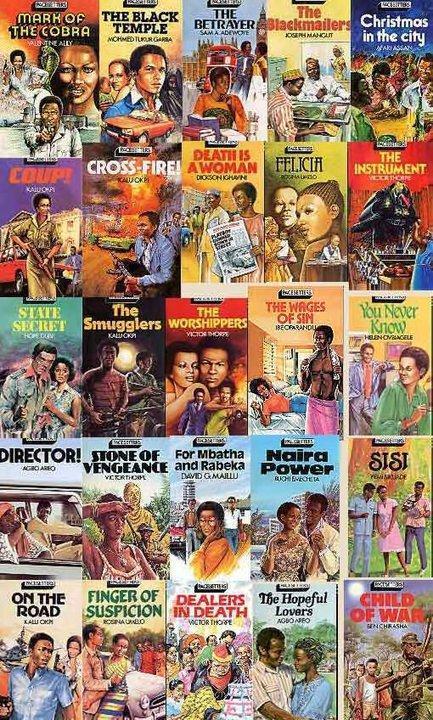 Must-Read Nigerian Novels ( - )