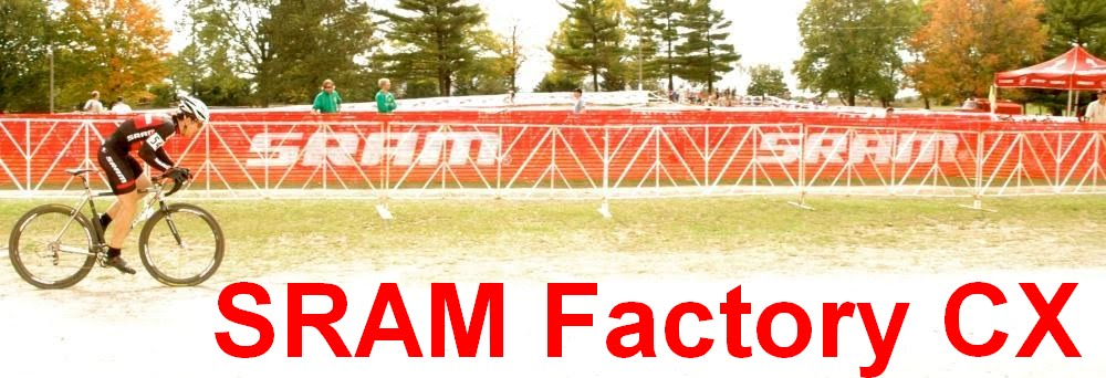 SRAM Factory Cyclocross
