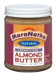 The Sneaky Mommy: July 2010 Almond Butter Ah