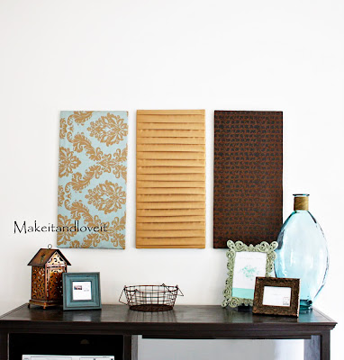 Craft Source Fabric Wall Hanging