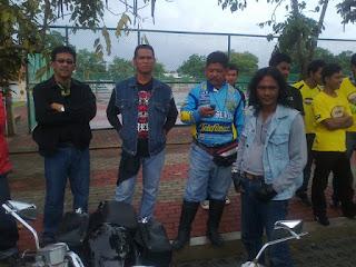 DCC-DUNGUN CHOPPER CLUB: DCC MENJADI MARSHALL SEMPENA
