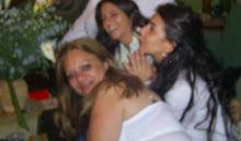Mis super tias Yasmin, Borita  y mi abuela