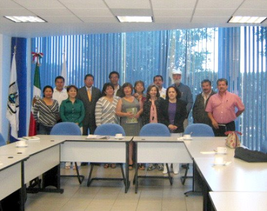 REUNION CON UNIVERSIDADES DE JURIQUILLA